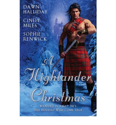 A festive anthology featuring three all-new stories, three sexy Scotsmen, and a magical holiday setting.  An enchanting trio of paranormal Christmas stories: Dawn Halliday's