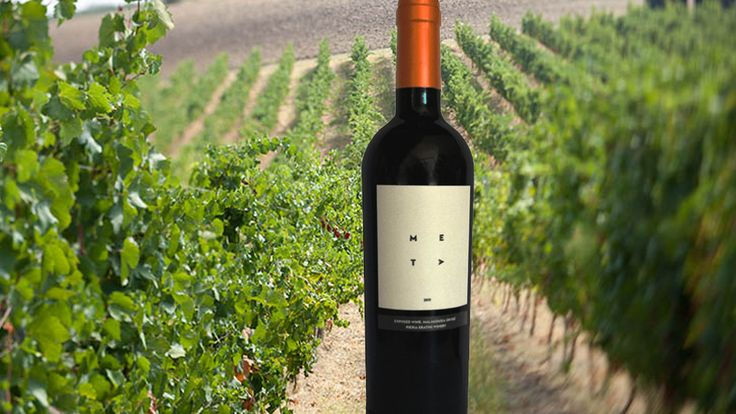 """""""META"""", means """"AFTER"""" in Greek. What it is really about, is the continuous struggle with Time. What is left""""after"""", is the first """"exposed"""" wine of Pieria Eratini Winery. n orange wine, without any sulfites added."""