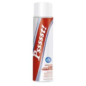 PSSSSST SHAMPOO SECO PSSSSST ON THE GO INSTAN 50GR El champú seco original portable, refrescar y rejuvenece el cabello al absorber el exceso de grasa, eliminándola y aumentando el volumen sin dejar residuos en cualquier momento y lugar. El cabello se ve, se siente y huele limpio como recién lavado con champú. ! Limpia, desodoriza y acondiciona el cabello sin necesidad de agua