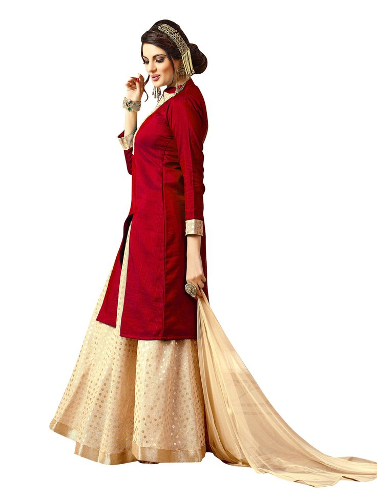 Excited to share the latest addition to my #etsy shop: Bollywood Wedding Indian Pakistani Bridal Lehenga Red Colored Banarasi Silk Suit lehenga Party Lehenga Choli Formal Lehenga for women