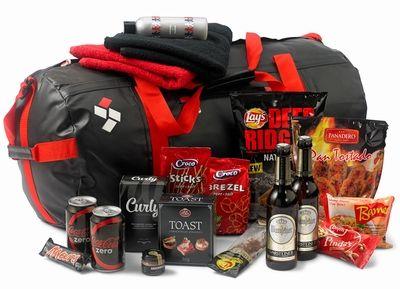 Sporttas XXL! * Een grotere tas bestaat niet! * Aantal artikelen incl. doos:  21 * € 45,90 per pakket excl. BTW