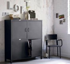 Best 25 buffet style industriel ideas on pinterest - Armoire style industriel ...
