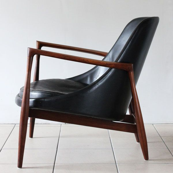 """Elizabeth chair"" designed by Ib Kofod-Larsen. Want one!"