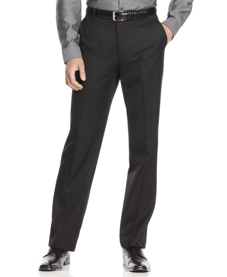 Calvin Klein Pants, Core Slim Fit Dress Pants