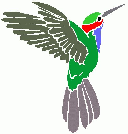 39 Best Images About Hummingbird Clipart On Pinterest