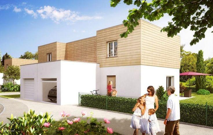 Le #programme #immobilier neuf Le Balzac totalise 28 maisons allant du T4 au T5 avec garage intégré et jardin. L'ensemble des #maisons bénéficient d'une éco-construction à haute performance et d'une architecture contemporaine. Il s'agit d'un projet ancré dans son environnement, au cœur de la nature où règnent biodiversité et respect du cadre.  Le #programme #immobilier neuf « le Balzac » est à un quart d'heure seulement du centre #ville d'Orléans et à quelques minutes du tramway.