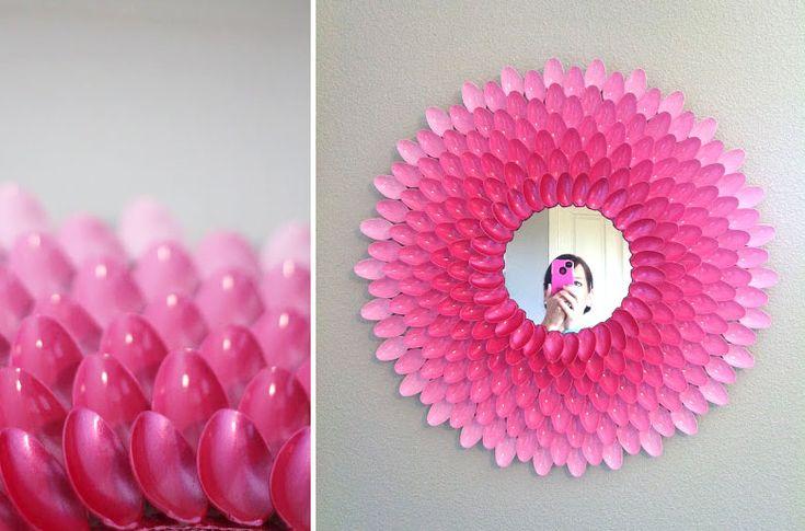 1000 images about reciclajes on pinterest plastic for Manualidades modernas para el hogar