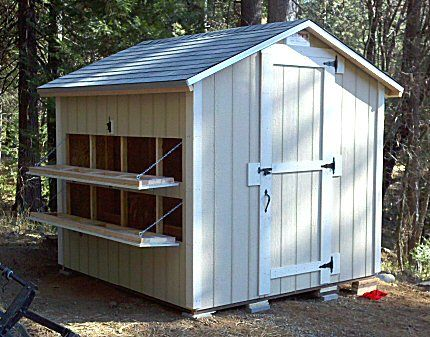 inside chicken coop pictures | Inside Chicken Coops pictures