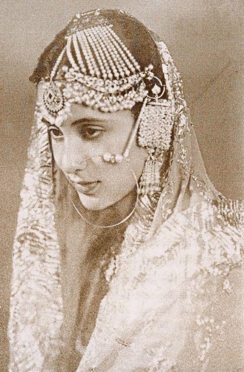 Princess Mehrunissa of Rampur