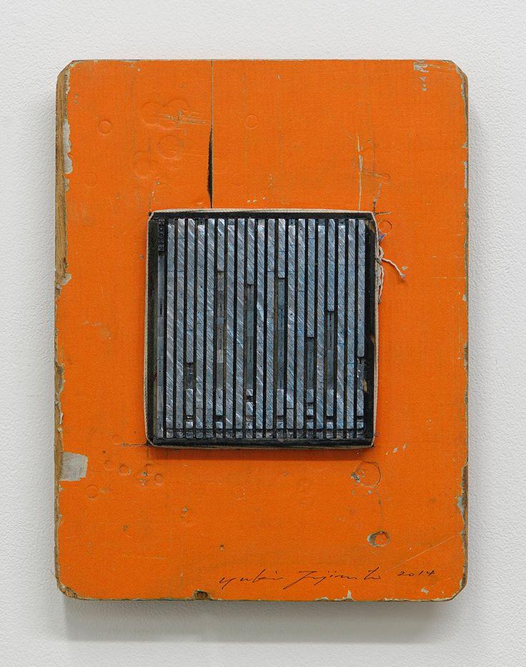 Yukio FUJIMOTO DELETE (Wittgenstein)  2014, mixed media, 29.5x22.5x4.3cm