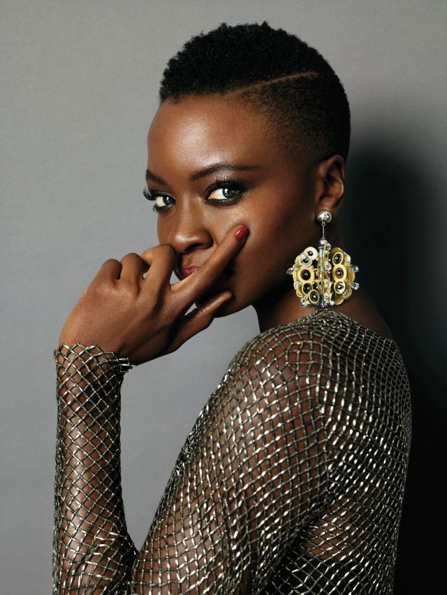 Danai Gurira Won't Stop Until Women of Color Can Tell Their Stories