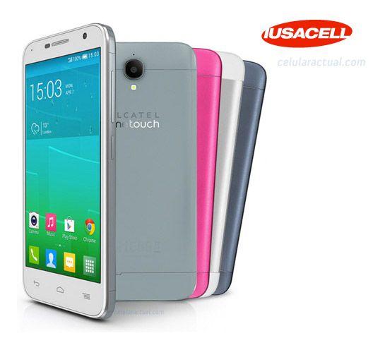 Novedad: Alcatel OneTouch Idol 2 Mini ya está disponible en Iusacell