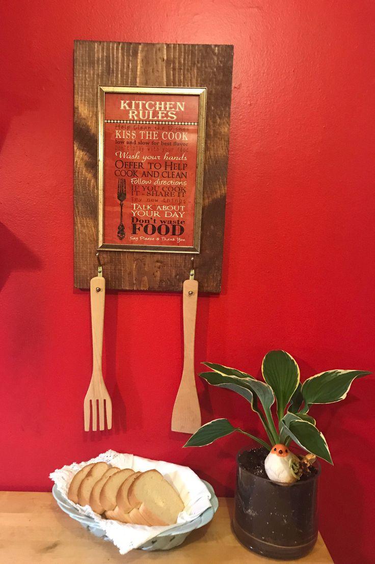 Las 25 mejores ideas sobre utensilios de cocina en for Colgador utensilios cocina