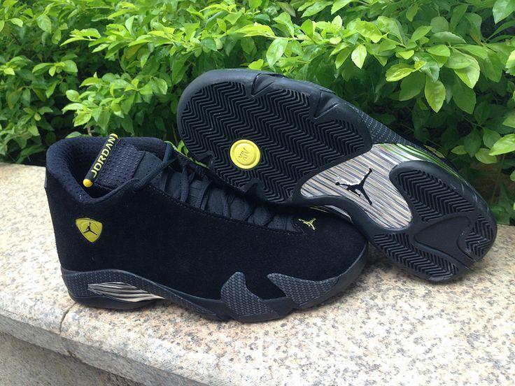 ad2abb81be49 ... air jordan 14 noir toe outfit