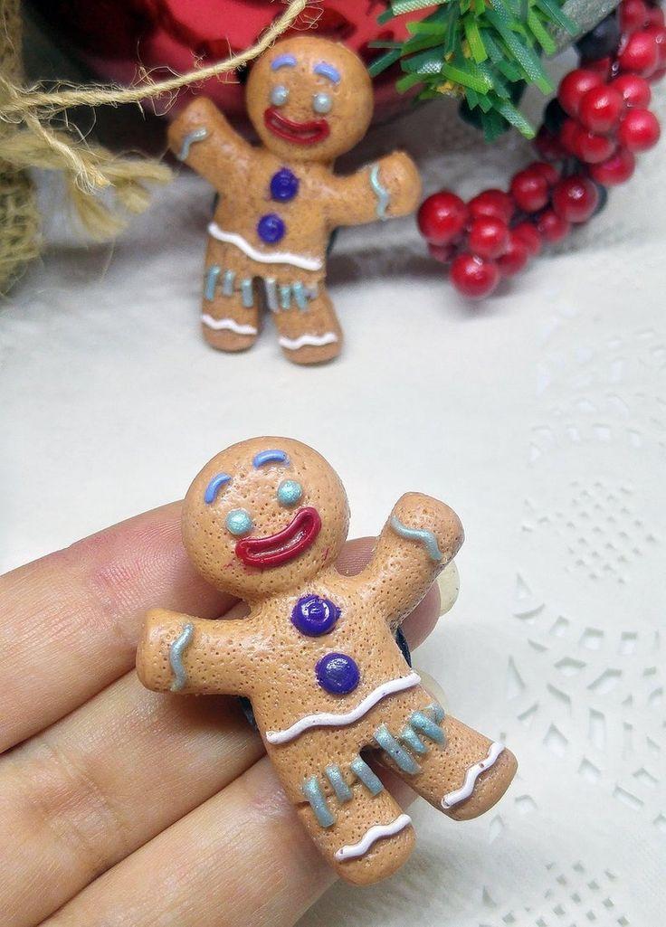 Gingy ShrekInspired Gingerbread Man fridge 1