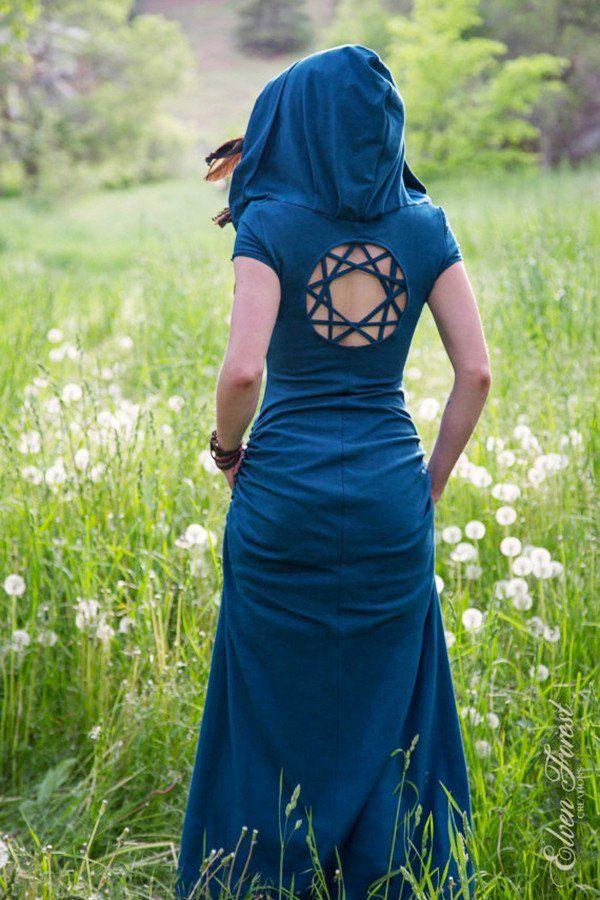.Kaleidoscope Dreamcatcher Dress