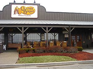 Cracker Barrel love this place