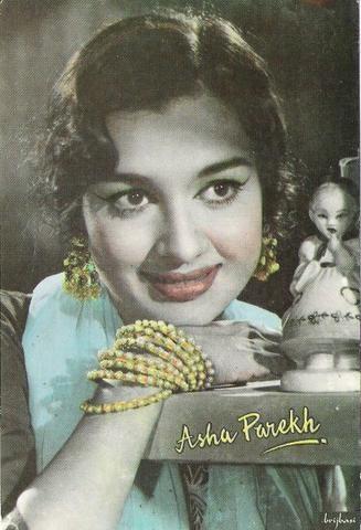 Asha Parekh 42