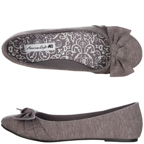 Womens American EagleWomen's Avery Bow Flat $14.99