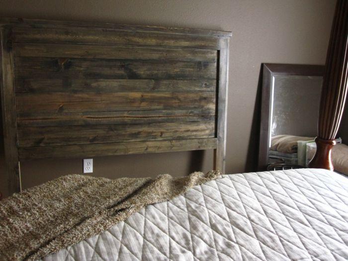 Die besten 25+ ländliche Schlafzimmer Ideen auf Pinterest - ideen schlafzimmer einrichtung stil chalet
