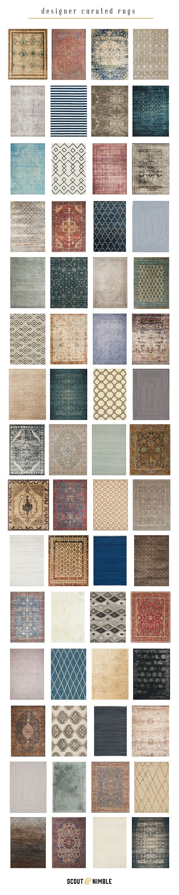66 best flooring images on pinterest area rugs herringbone rug guide how to choose the perfect area rug dailygadgetfo Gallery