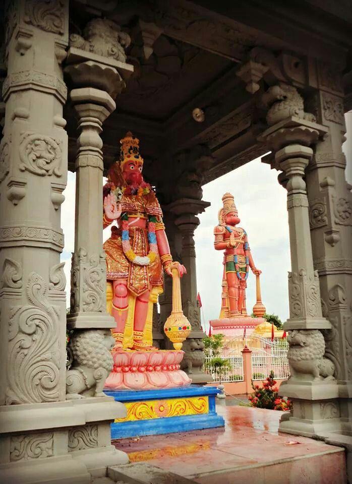 lord hanuman temple, trinidad