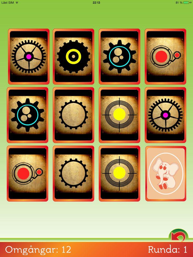 Busdjurens Fotomemospel med didalos Labyrint