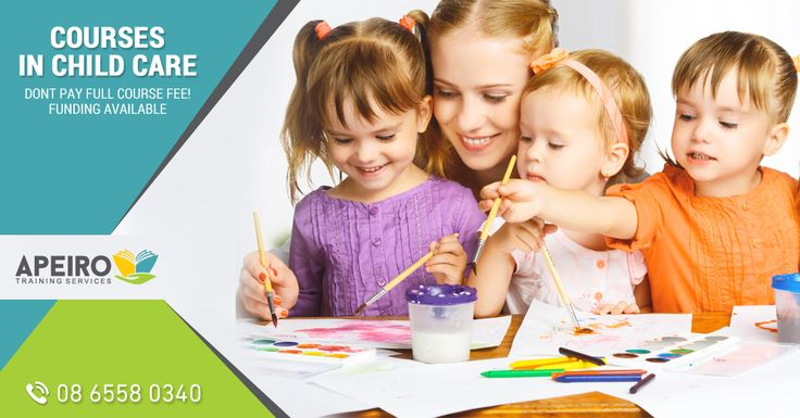 Childcare Courses Perth.   Don't Pay Full Course Fee! Funding Available