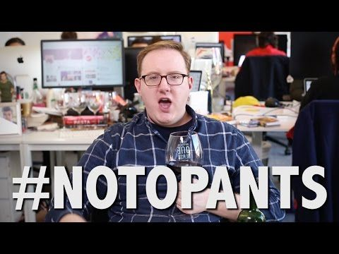 I need to keep this one to quote later — This week on Whine About It… REASONS WEARING PANTS...