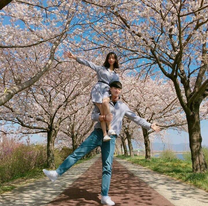 Asian Couple - (Casais Coreanos/Asiáticos)