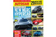 Autocar magazine 13 September  out now This week: Mercedes-AMG Project One; Renault Megane Renault Sport; TVR Griffith; Range Rover Velar vs rivals  In this week's Autocar we finally meet Mercedes-AMG's very hotly anticipated Project One hypercar which has more power than Lewis Hamilton's F1 car and downforce to match.  The all-new Renault Megane Renault Sport might have less than a quarter of the power but it's no less enticing as a performance machine - not least because it's considerably…