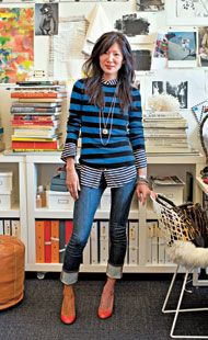 Marissa Webb of JCrew