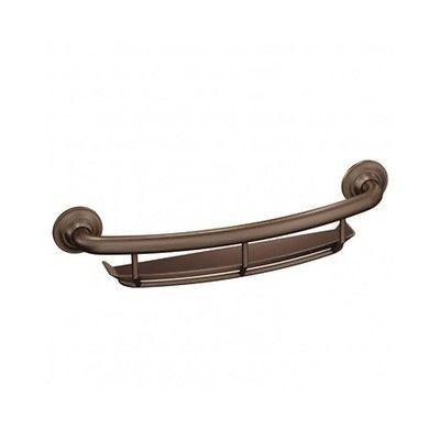 Grab Bars Shower Rails Safety Handle Shelf Handicap Bathroom Bath Bar Tub Grip