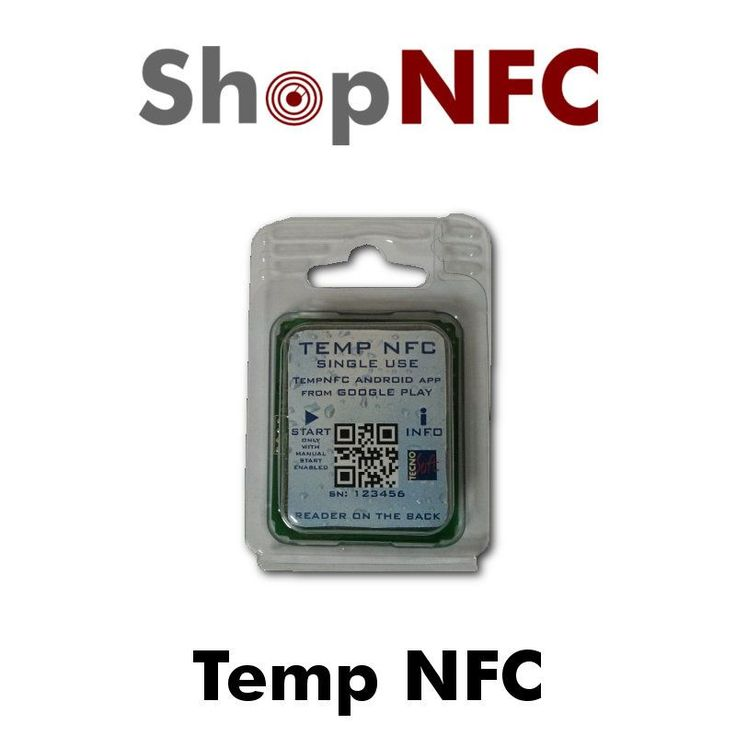 TEMP NFC is a Temperature Monitoring System of Transported Food or Medical Items.  You can download data via NFC with your own smartphone and an Android App.  http://www.shopnfc.it/en/nfc-solutions/85-tempnfc-temperature-nfc-data-logger.html