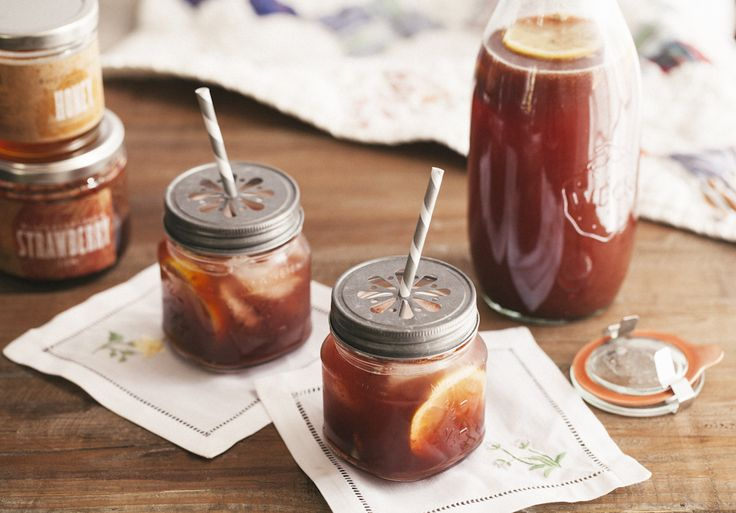 Blackberry Farm: Strawberry Lemonade