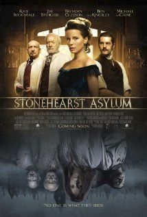 Stonehearst Asylum (2014) - A recent medical school grad who takes a position at a mental institution soon finds himself taken with one of his colleagues -- though he has no initial idea of a recent, horrifying staffing change.