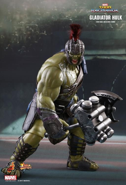 Thor: Ragnarok MMS430 Gladiator Hulk 1/6th Scale Collectible Figure