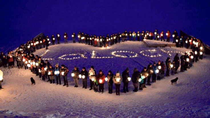 stanley mission candlelight vigil la loche