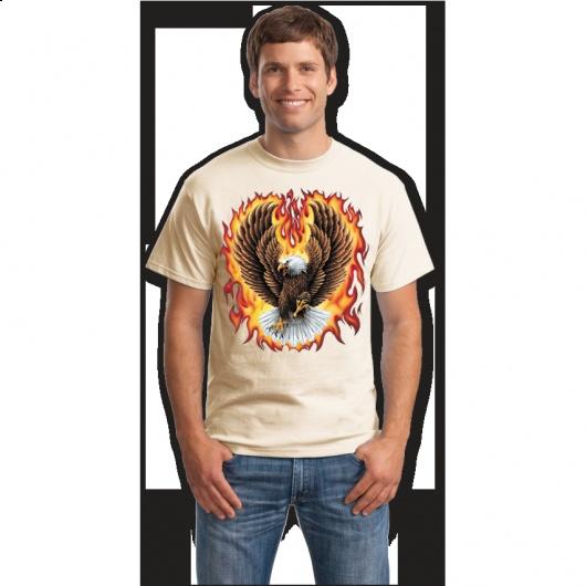 Tricou conservat Eagle
