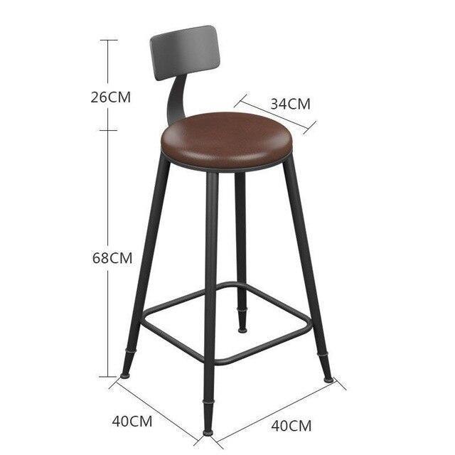 Retro Bar Stool Modern Wooden Chair Kobe Kos Kool Store Retro Bar Stools Bar Stool Chairs Modern Bar Stools