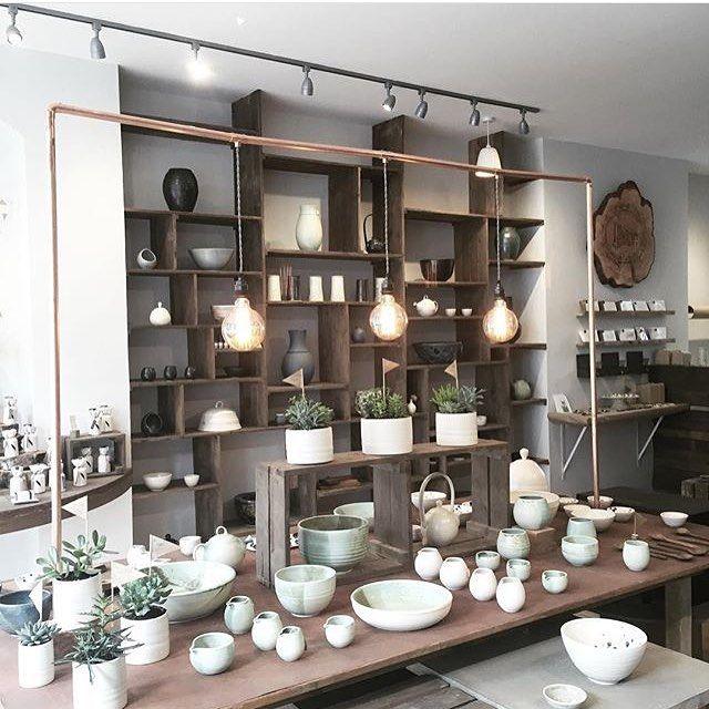 Illyria Pottery, Oxford England. Pottery shop & studio. Regram & photo…