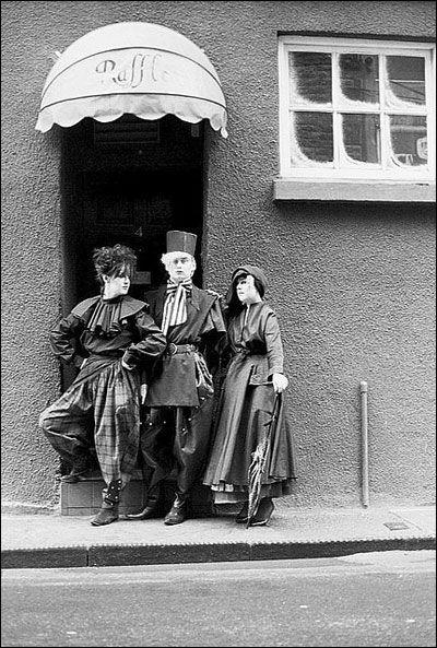 Coilhouse » Blog Archive » Bristol Punks, 1977