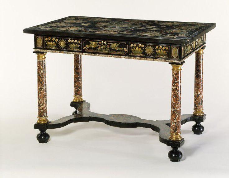 The Warwick Castle Table. Baroque FurnitureFine ...