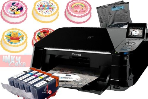 Canon Edible Images Printer Kit with Ink,paper & Software $229.99