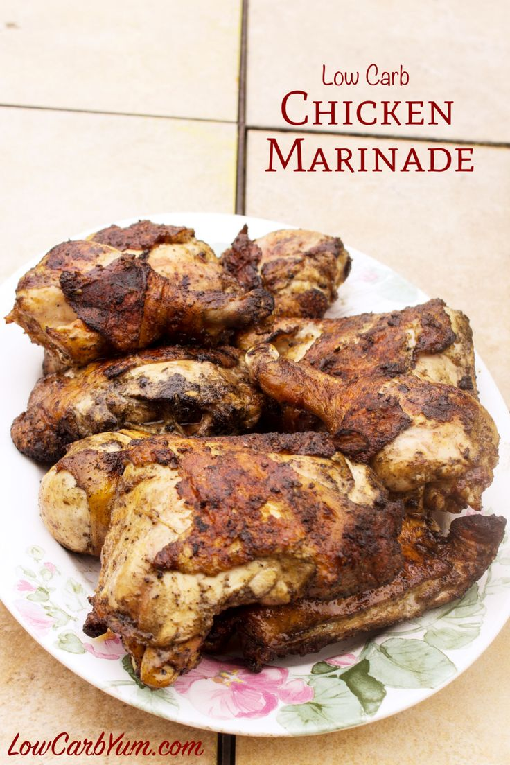Chicken Marinade for Grilling-1/2 cup olive oil 1/4 cup liquid aminios or soy sauce 1/4 teaspoon stevia extract  1/4 teaspoon monk fruit extract  2 teaspoons Worcestershire sauce 2 tablespoons apple cider vinegar 2 teaspoons garlic powder 1 teaspoon ginger 1 teaspoon black pepper 1/4 teaspoon chili powder