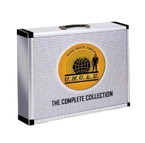Amazon.com: The Man from U.N.C.L.E.: The Complete Series: Robert Vaughn, David McCallum, Leo G. Carroll, Eddie Saeta, James Goldstone, Theod...