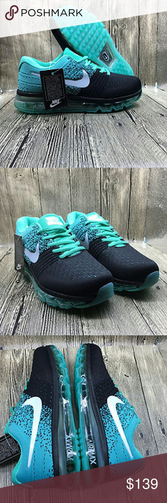 Nike Air Max 2017 women Brand new in box with tags perfect for the medical field of work or jobs requiring you to be on your feet all day Nike Shoes Athletic Shoes