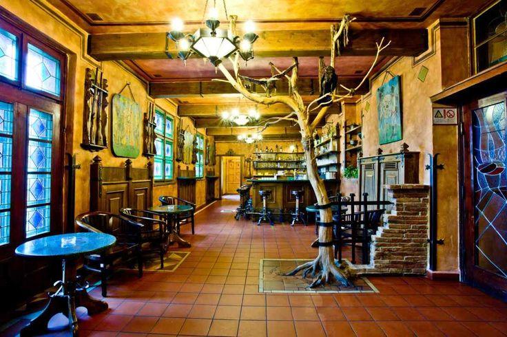 Hotel Kampa - Stará zbrojnice - hotelový bar