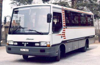 Ikarus 543.91 '1984