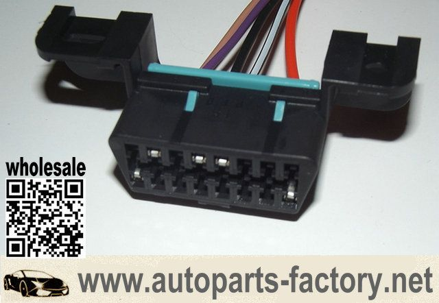 GM LS1 LT1 OBDII OBD2 Wiring Harness Connector Pigtail 96